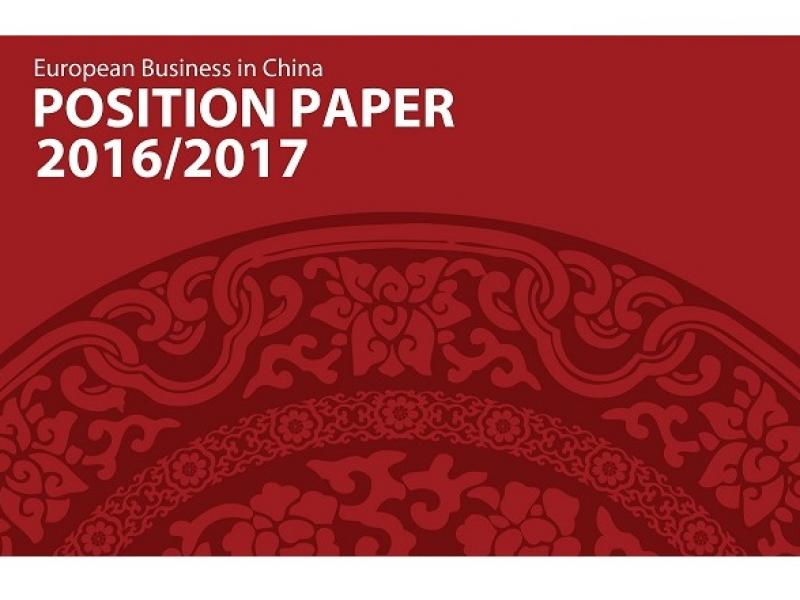 Chinas position on disarmament position paper